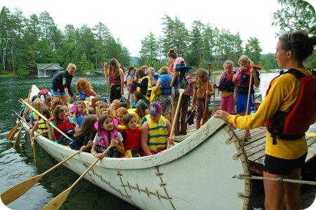 BFC (Big Fun Canoe)