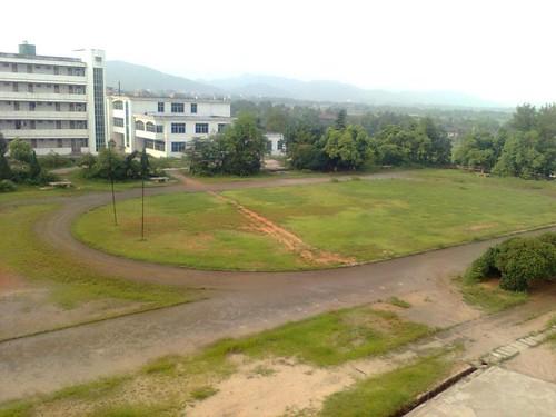你拍攝的 我的学校。