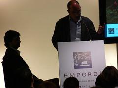 El president de l'associació de Sommeliers de Catalunya, Jordi Bort