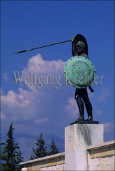 40027862 (wolfgangkaehler) Tags: history monument statue greek ancient europe european battle historic greece warrior shield fighting greekruins historicsite historicmonument thermopylae historicevent battlesite historicarea ancientsite greekarmy leonides greekhistory persianarmy historicareas 480bc historicbattle greekfigure leonidesmonument persianarmies thermopylaegreece