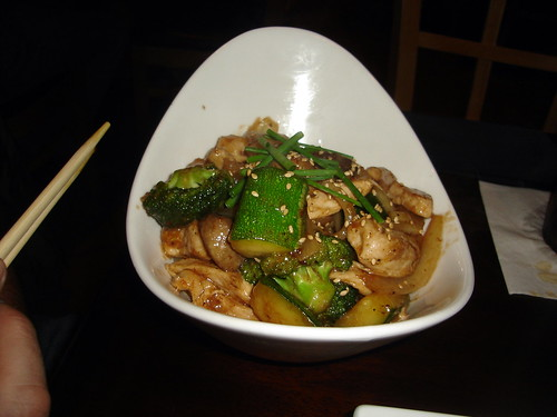 Yaki Udon with Chicken