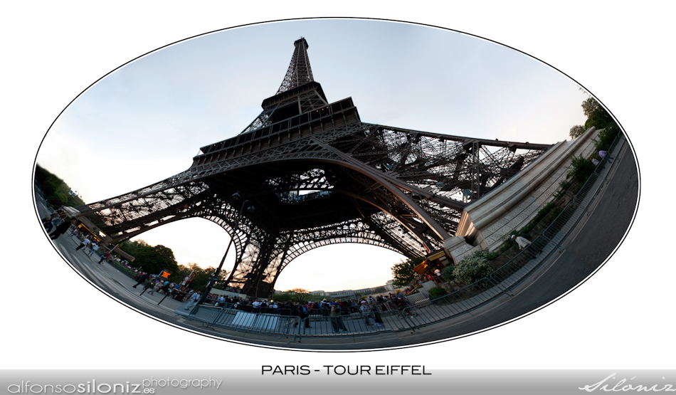 Pano Eiffel