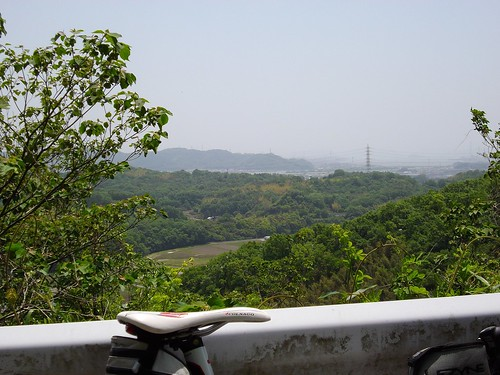 備南広域農道からの眺め
