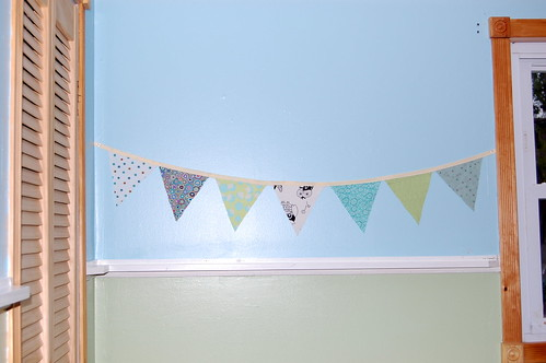 bunting for Son