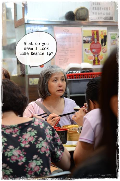 Deanie Ip Eats Dim Sum