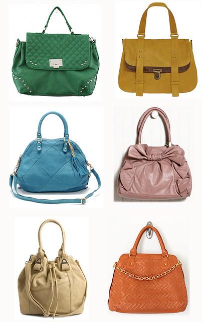 summer bags wish list