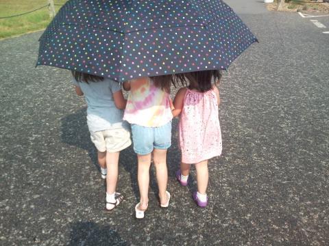 Rain? BRING IT