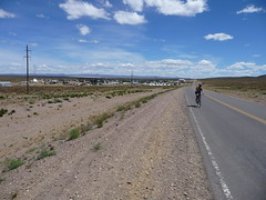 Leaving Paso de Indios (Ride to dine) Tags: road patagonia southamerica argentina ruta carretera route estrada 25 bikeride nacional va chubut rodovia