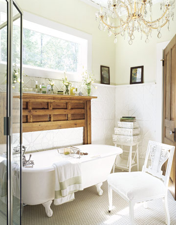 country living bath