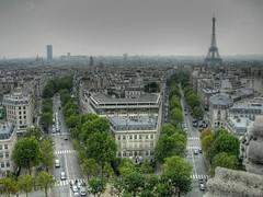 Two ways, One choice! (Faddoush) Tags: paris nikon journey destination choice hdr twoways faddoush