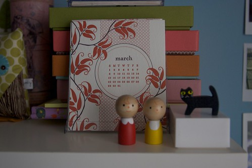 i can't believe it's already march!