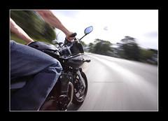 motorbike test ride (Mauricinho) Tags: longexposure newzealand christchurch movement long exposure blurred motorbike suzuki bandit nostrobistinfo notstrobist removedfromstrobistpool