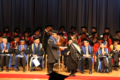 Robyn's graduation