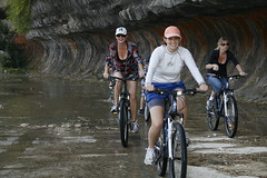 Laity Lodge Family Camp: Bike the River