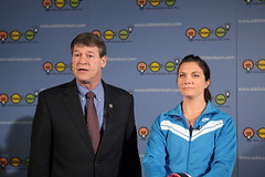 Attorney General Wayne Stenehjem and Misty May Treanor (century council) Tags: usa dc washington general wayne may listen beach scenes council wayne professional century general behind misty may athlete volleyball stenehjem attorney ask learn treanor volleyball attorneys