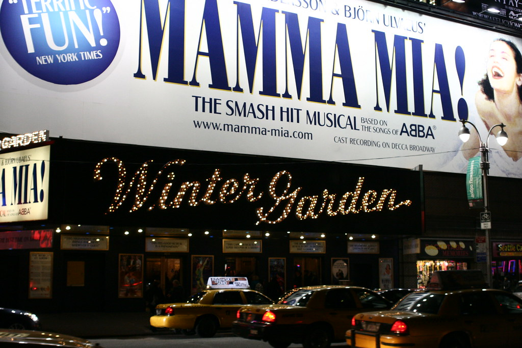 Mamma Mia! - Broadway, Nova York