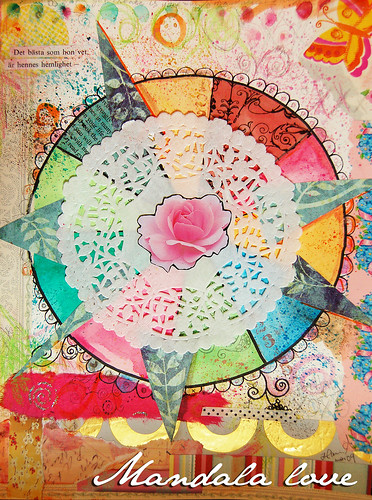Mandala (copyright Hanna Andersson)