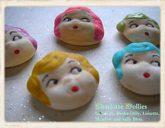 New Supplies: Charlotte Dollies, Rainbow!2