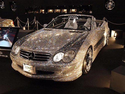 Mercedes Crystal