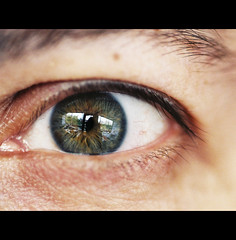 The only photo of my wife I'm allowed to publish (LinoPhilippe) Tags: chile santiago film eyes olhos yeux occhi ojos olho auge occhio oczy il oko jeux auges