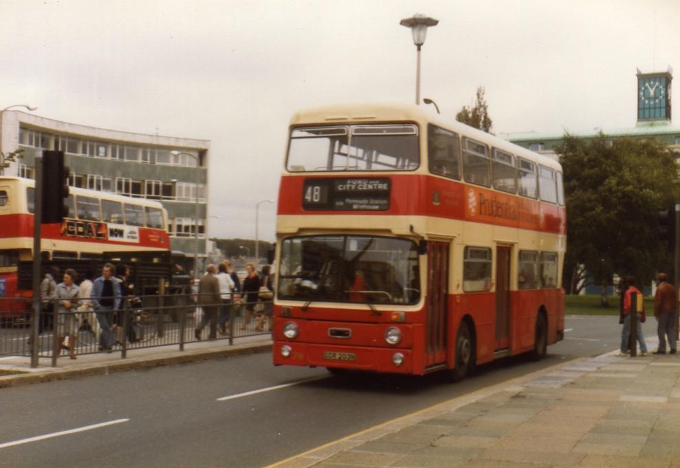 Citybus GDR203N Atlantean
