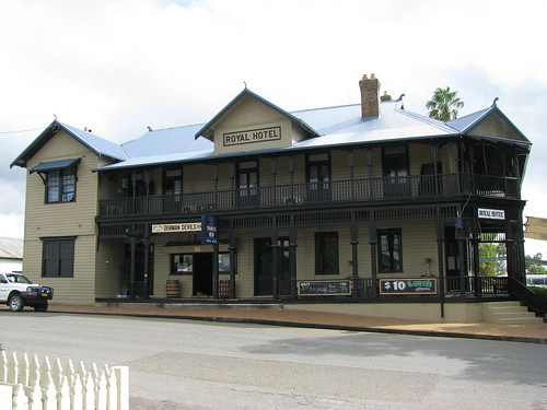 Royal Hotel Denman