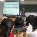 Lecturing at the Shanghai Jiao Tong University