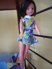 Brunette Sindy (seejanerunning) Tags: doll brunette sindy trendygirl