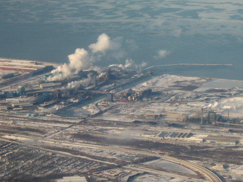 US Steel, Gary, Indiana