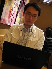 (Manson Liu) Tags: me self vaio