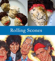 Rolling Scones