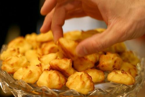 cheese puffs samd