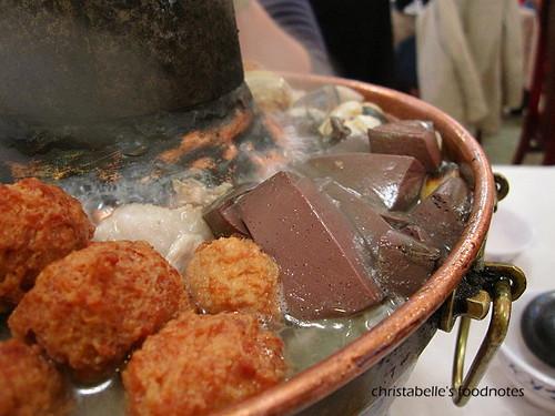真北平酸菜白肉鍋