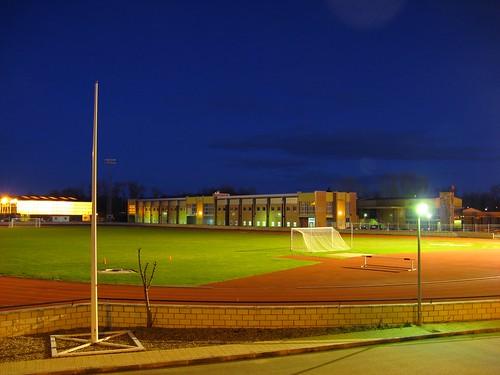 Cuidad Deportiva / Sport Center
