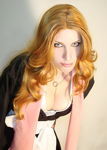 Bleach Rangiku Matsumoto Cosplay Fotos