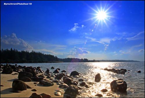 Punggol Beach [DRI]