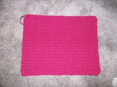 106_0099 (MrsLewis907) Tags: christmas pink holiday stockings hannah crochet yarn redheart supersaver