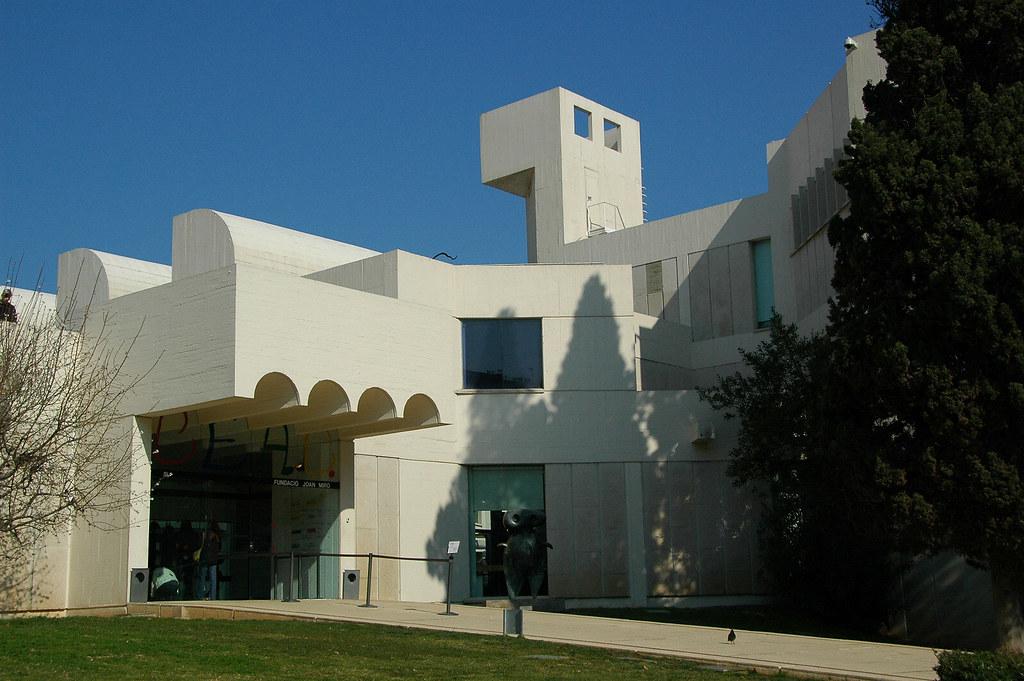 米羅美術館, Fundacio Joan Miro