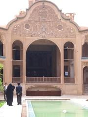 Khan-e Borujerdi, Kashan (NinaIngenkamp) Tags: iran kashan