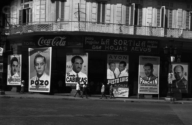 Cuba 1954 Congressional Election Posters U1063263