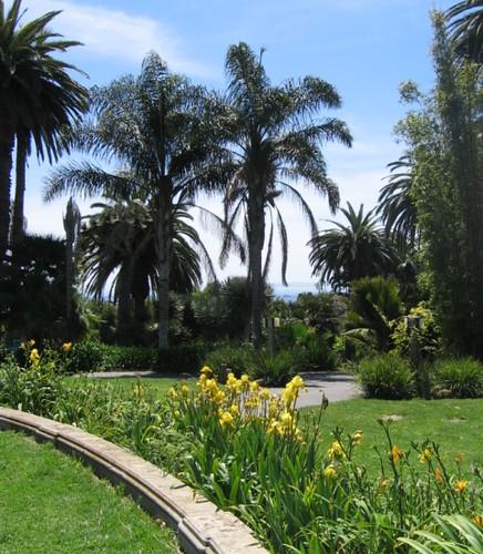 Old Childs' Estate Santa Barbara Zoo