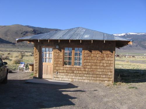 Manzanita cabin