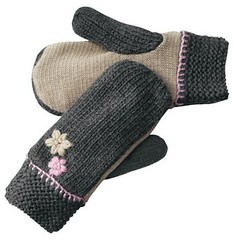Smartwool Flower Mitts