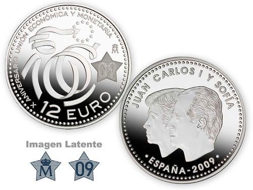 12 euros 2009