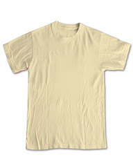 New Blank Front - Cream (ir0cko) Tags: cream front blank threadless onwhite tee