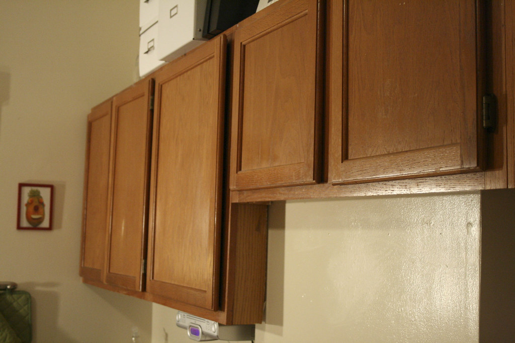 Cabinets Closed