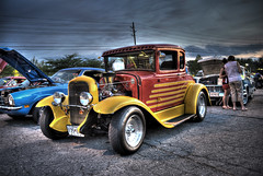 HDR Hot Rod