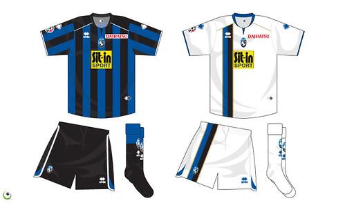 78b8d8768c2 Flickriver  Photoset  Serie A kits 2008 2009  by 7football