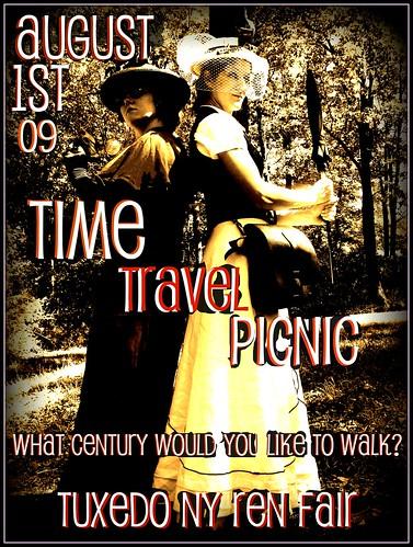 Time Travle Picnic 09