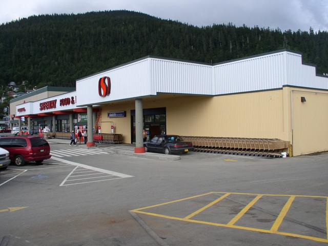 Ketchikan''s Safeway store
